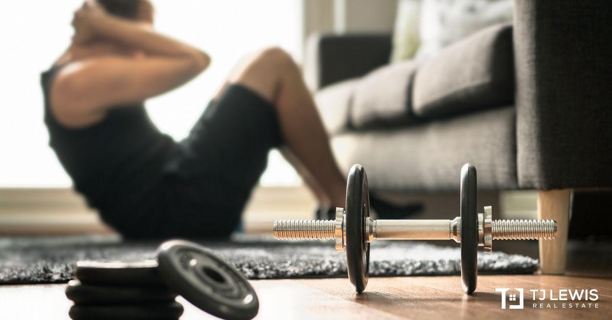 April - Workout