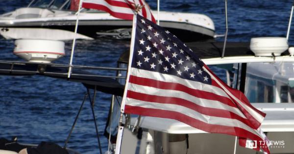 July 4th Boating