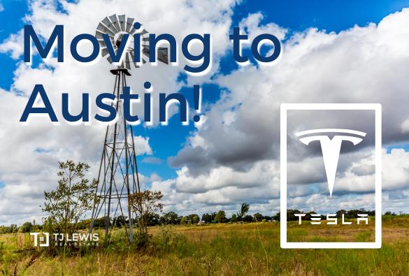 Tesla Comes To Austin Move Smart Austin