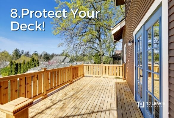 Protect Your Deck